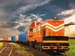 Железной дорогой доставка грузов из Ирана